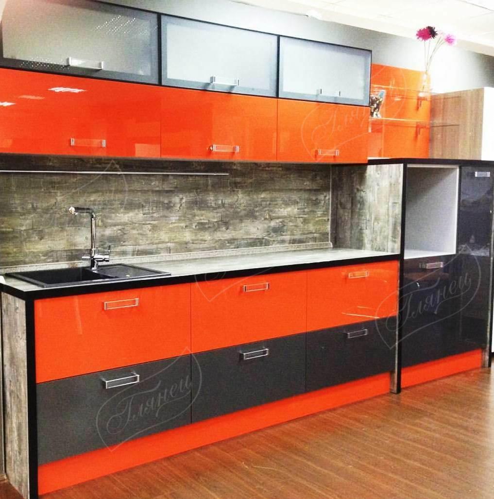 кухонный гарнитур Лофт фото
